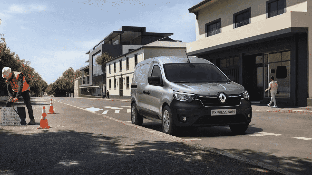 Новый Renault EXPRESS фургон  фото 1