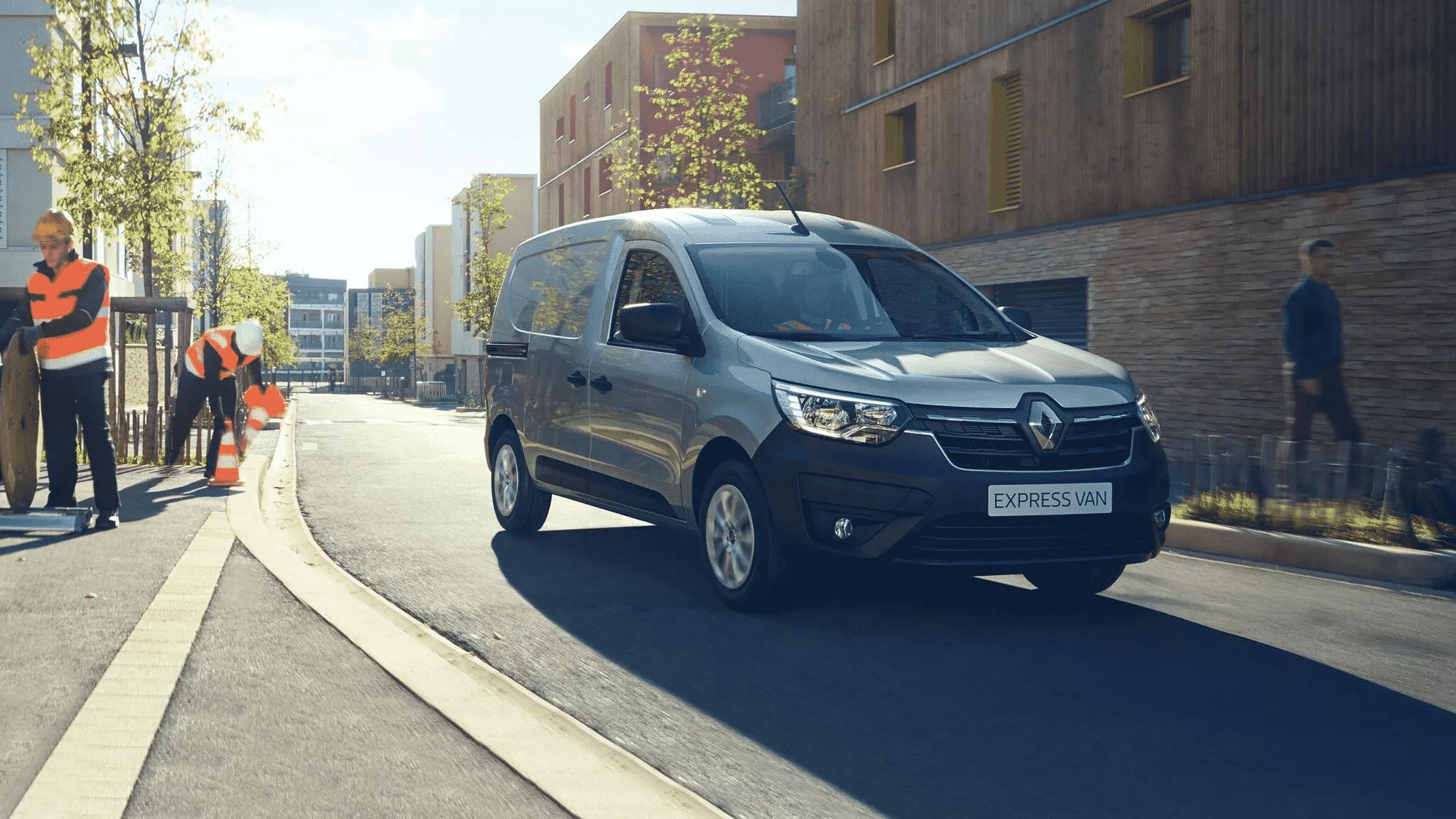 Новий Renault EXPRESS фургон  фото 1