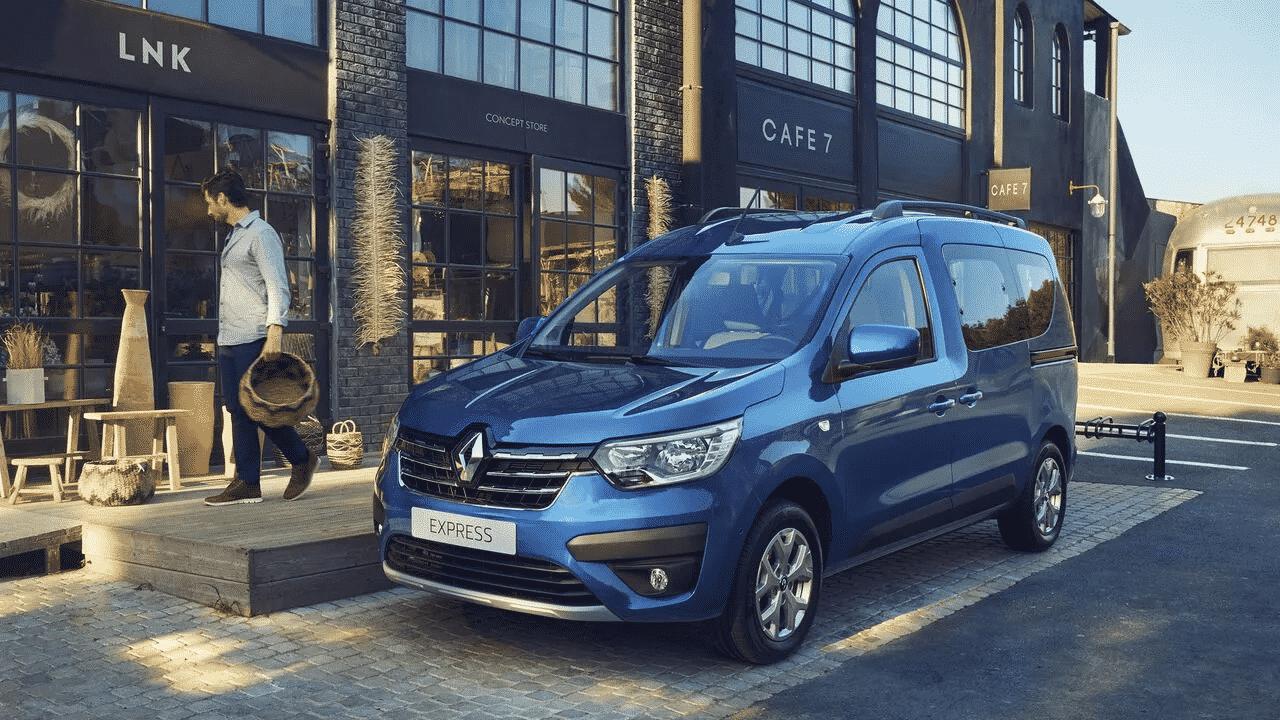 Новий Renault EXPRESS  фото 1