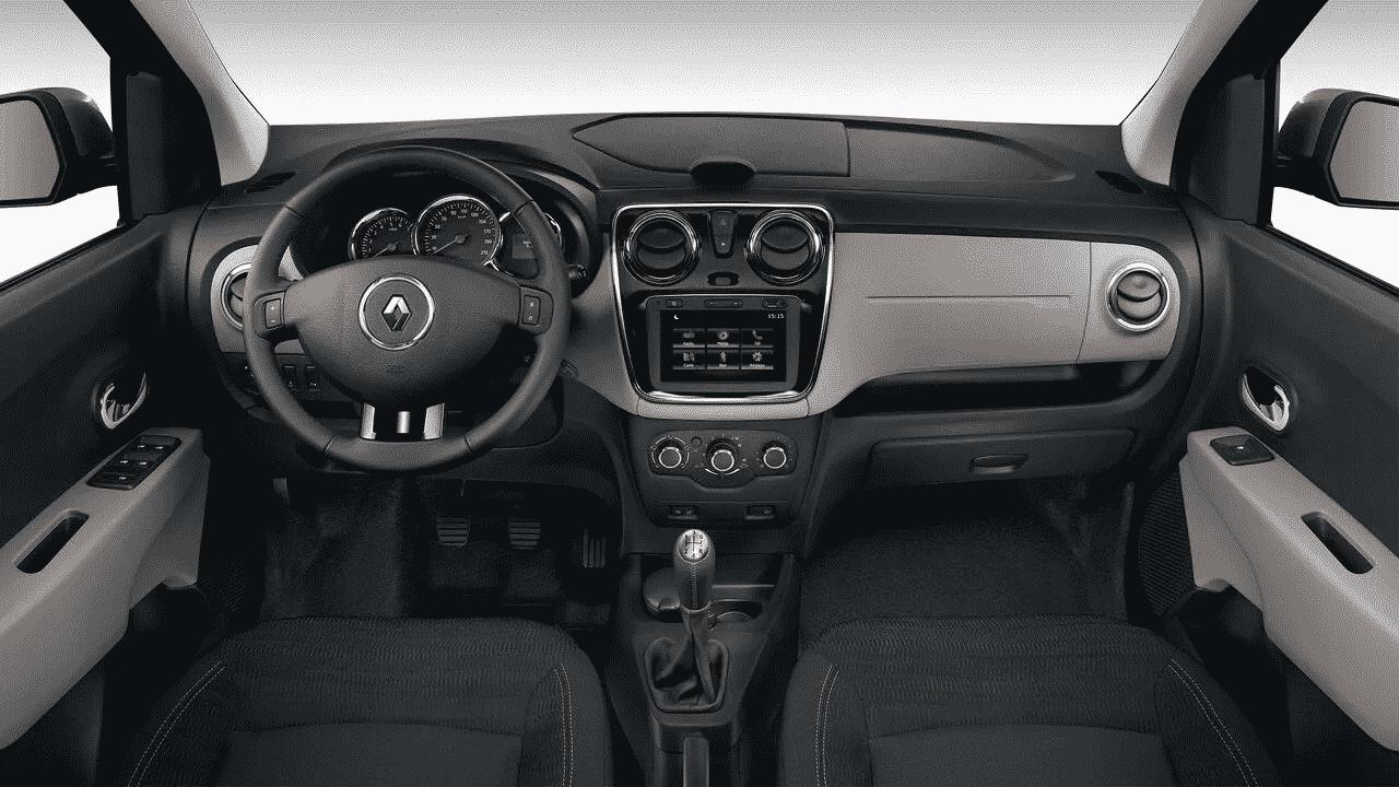 Renault LODGY (салон) фото 3