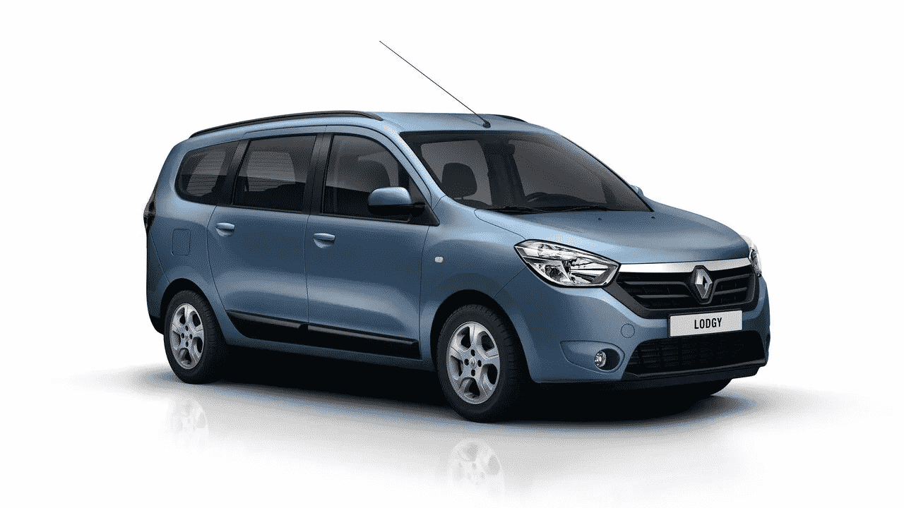 Renault LODGY (салон) фото 1
