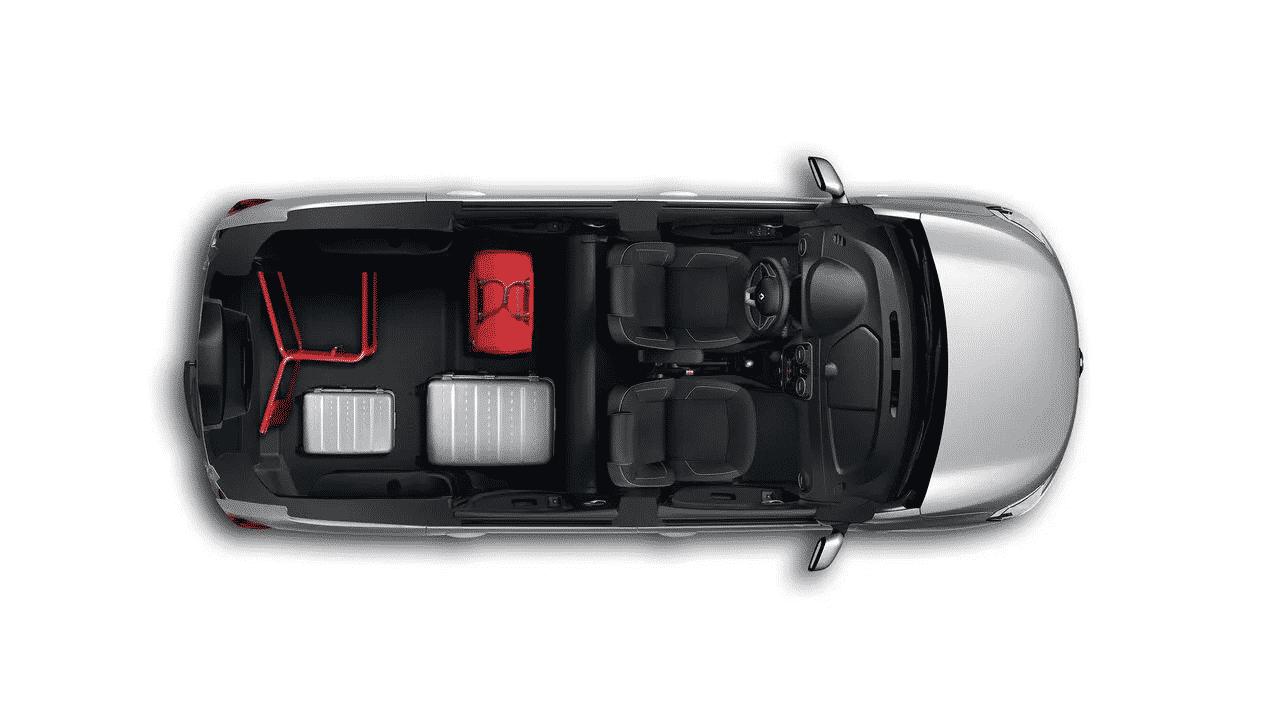 Renault LODGY (салон) фото 4