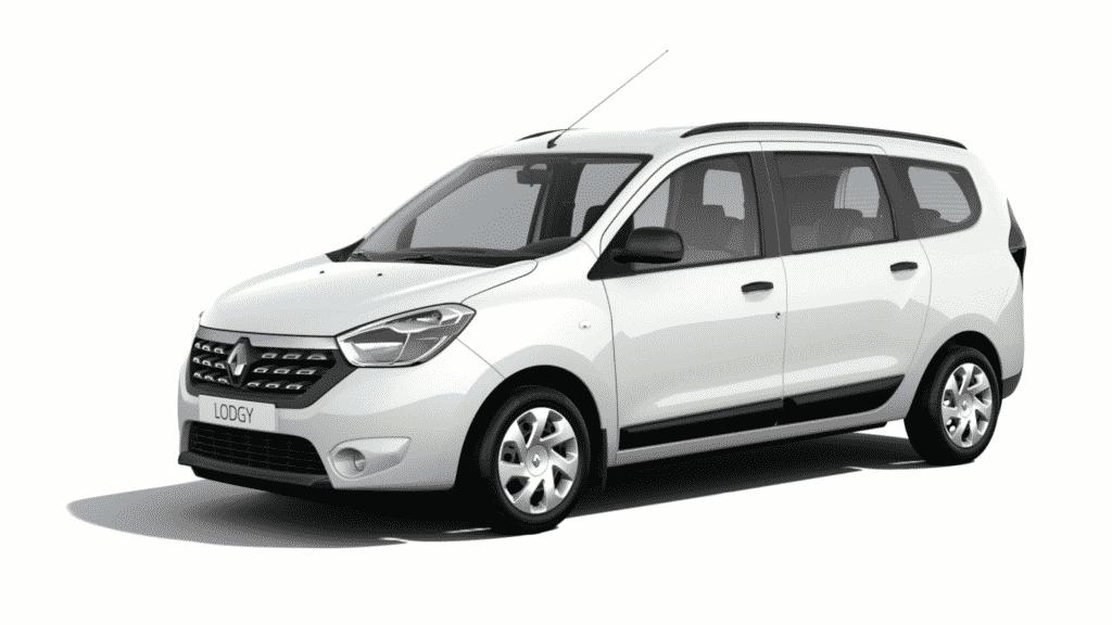 Renault LODGY (улица)фото