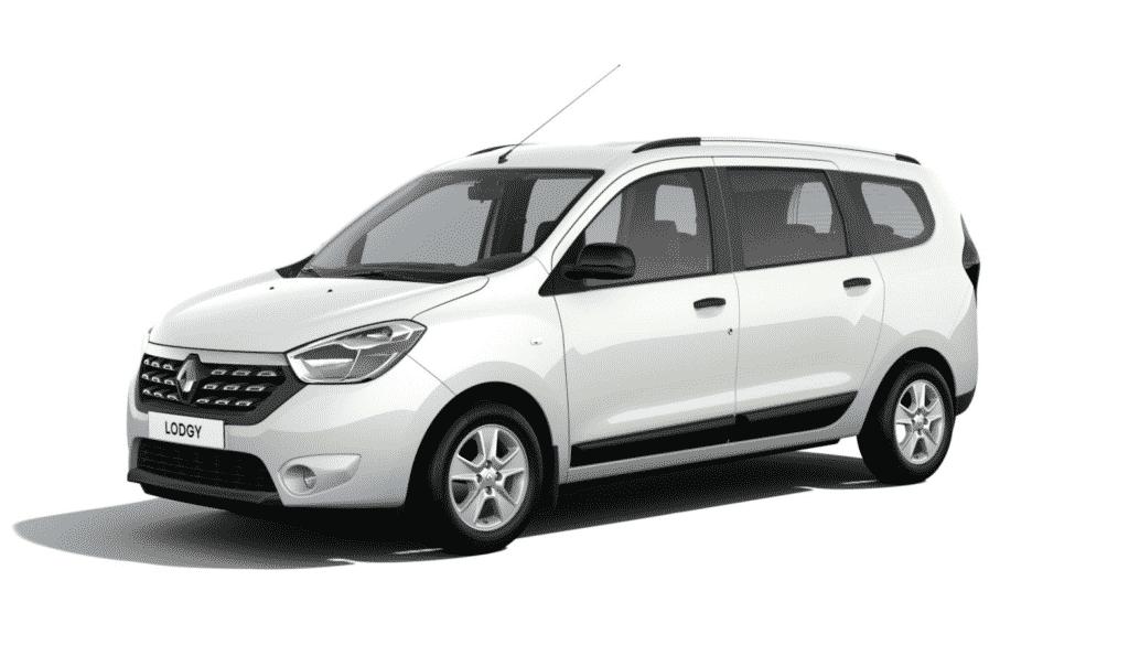 Renault LODGY (салон)фото
