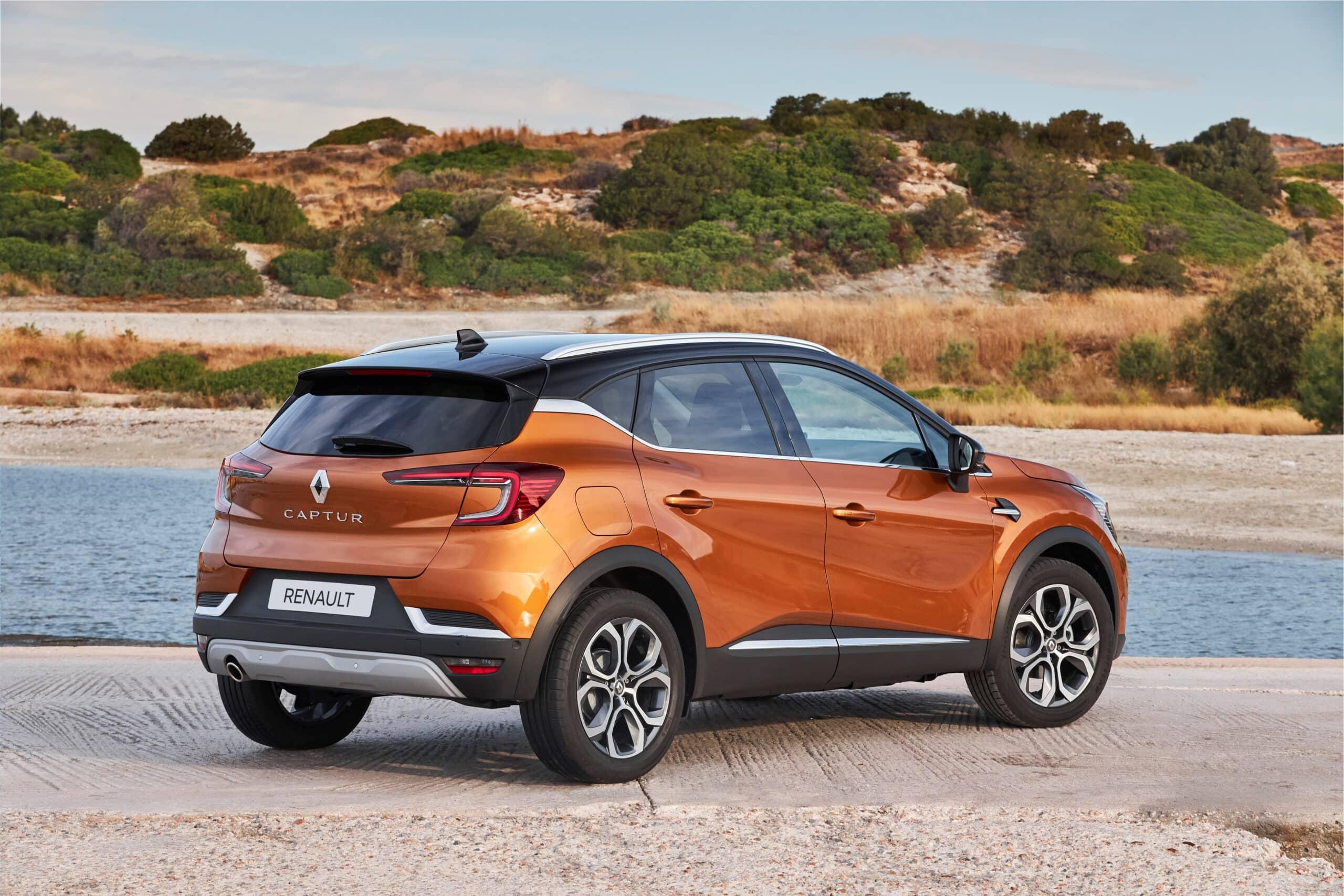Renault Captur lntense (салон) фото 1
