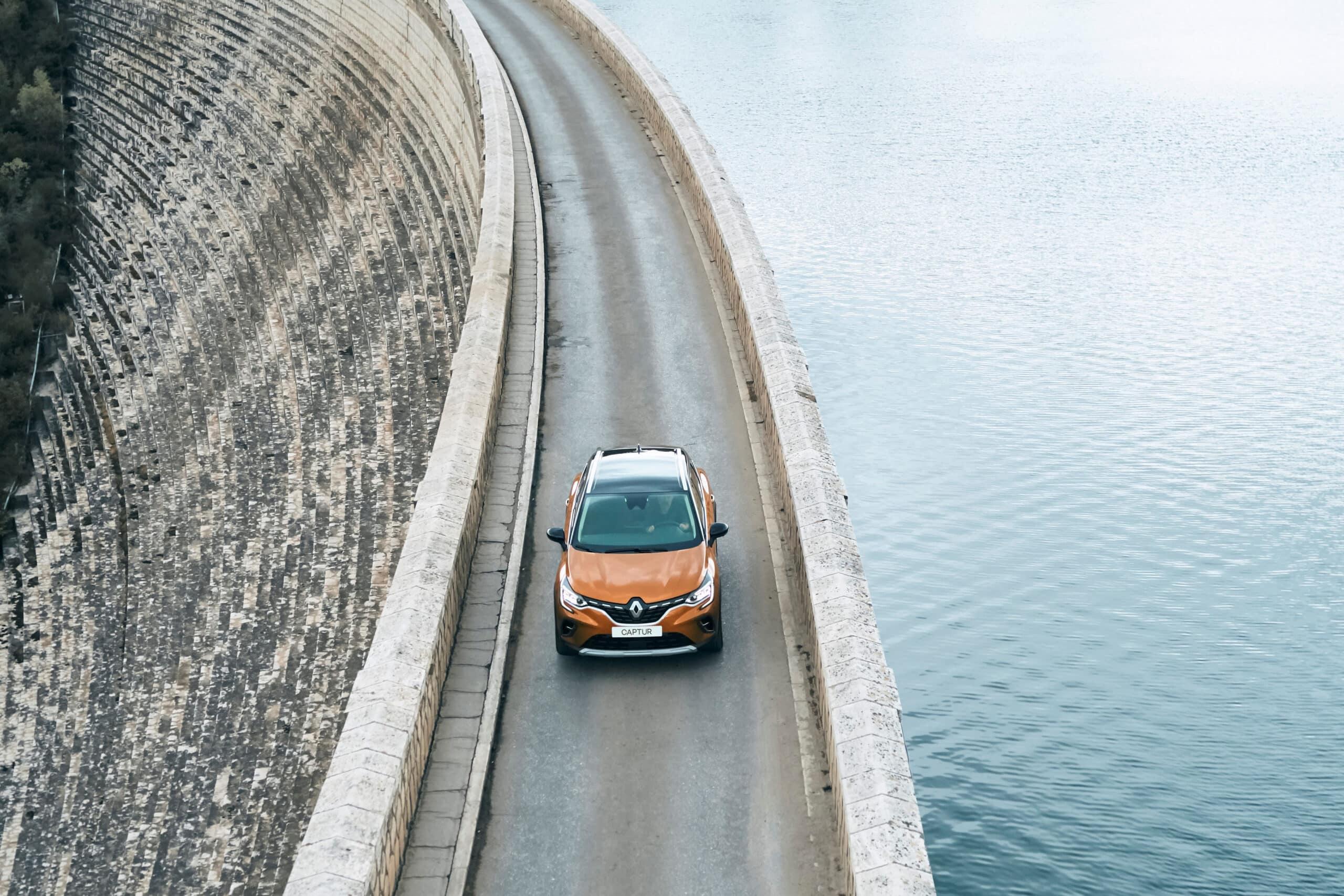 Renault Captur lntense (салон) фото 4