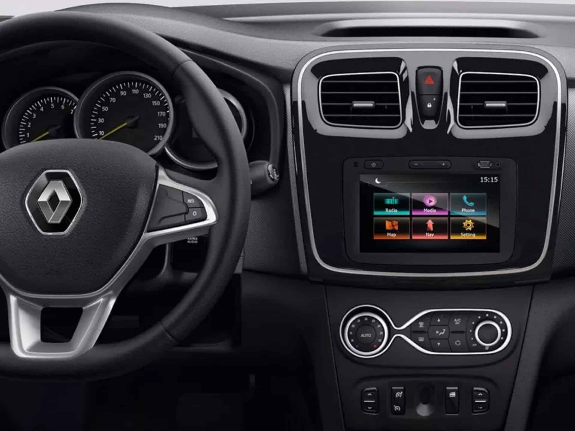 Renault Logan Life+ (вулиця) фото 3