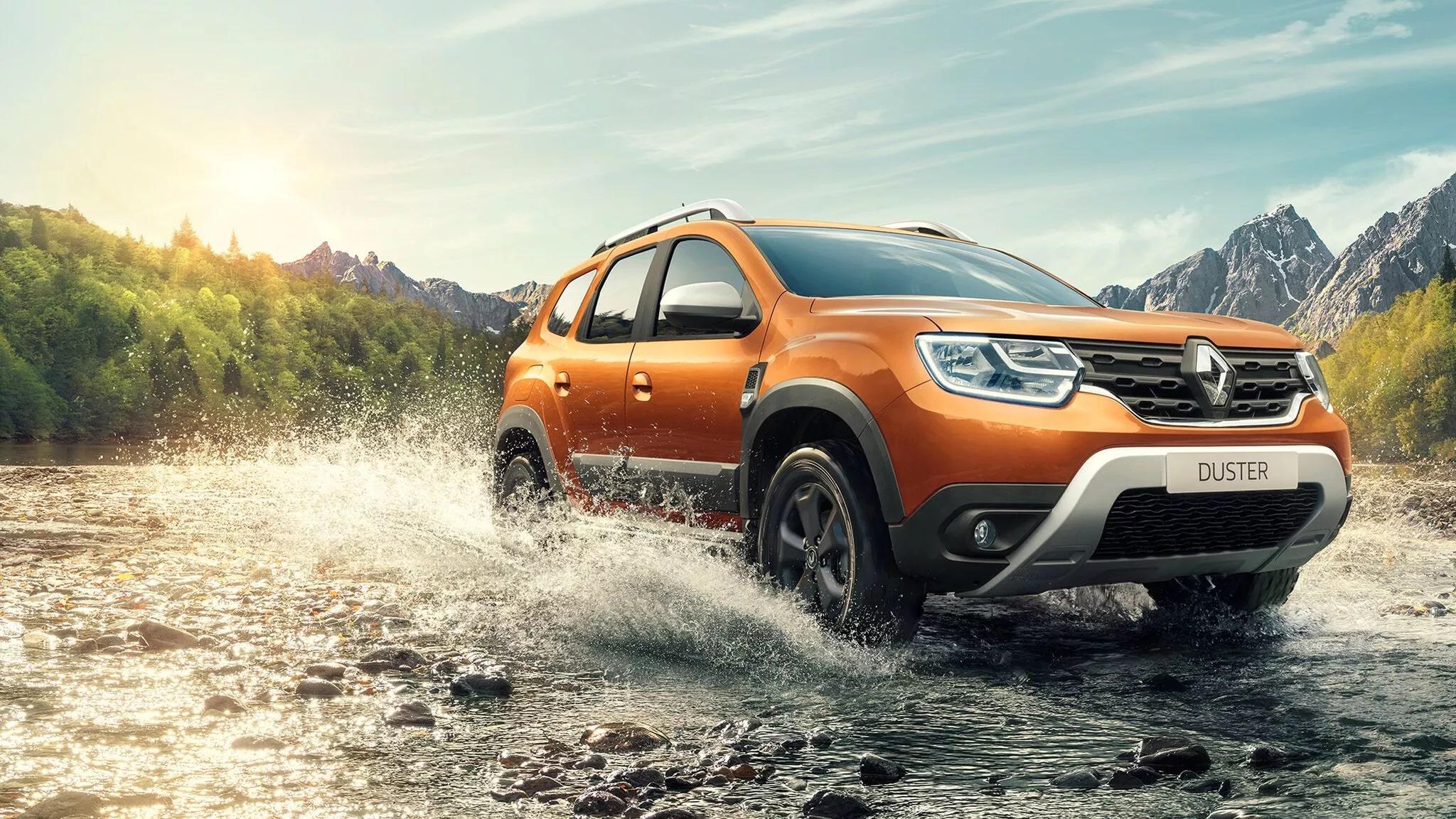 Renault DUSTER (салон) фото 1