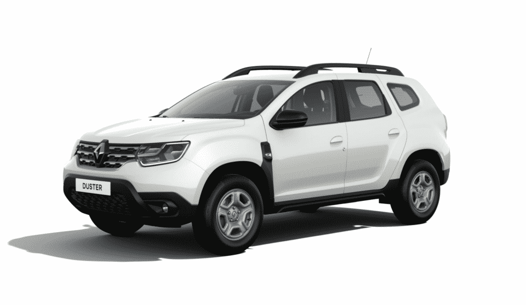 Renault DUSTER (салон)фото