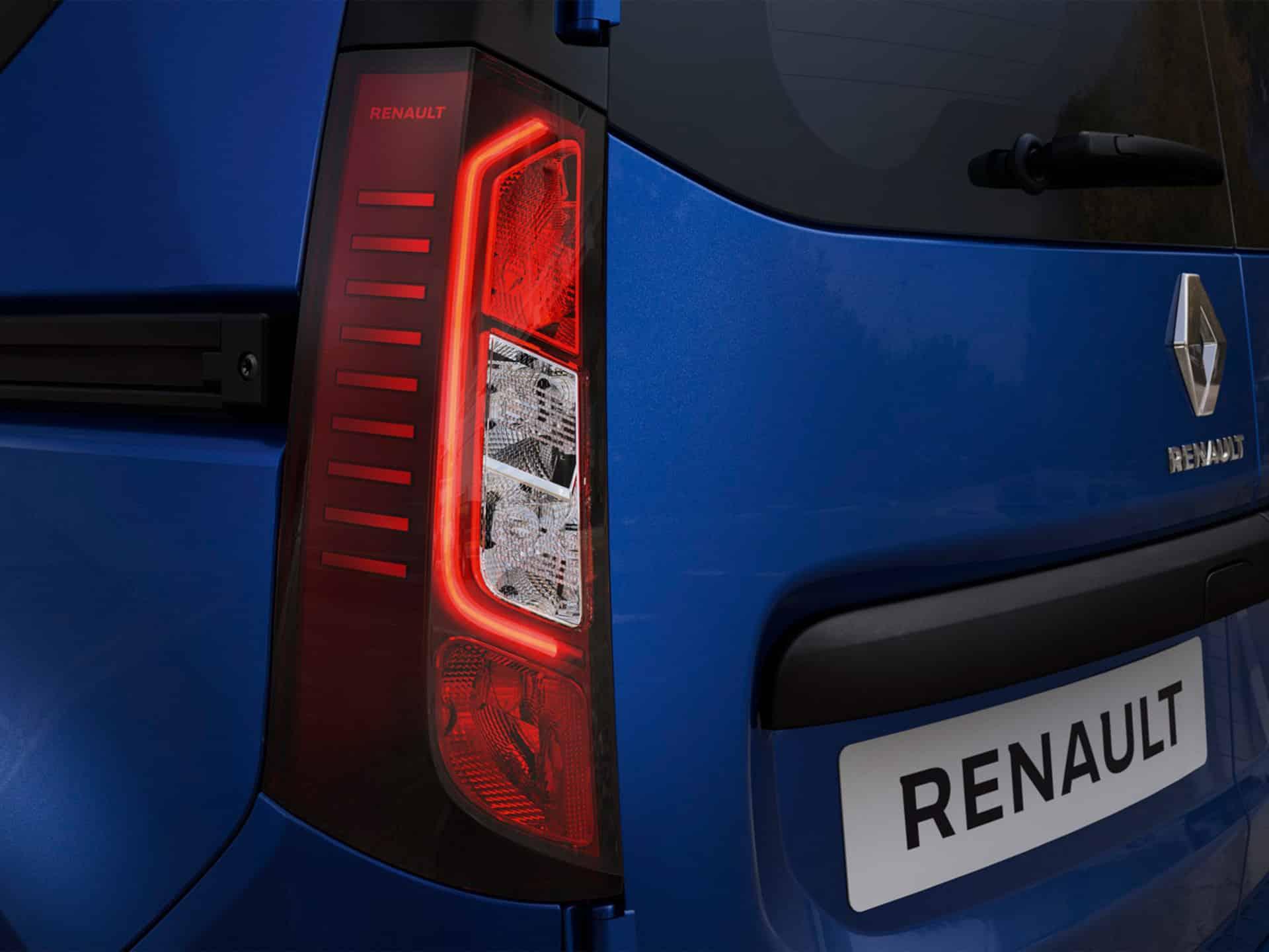 Renault Express (салон) фото 2