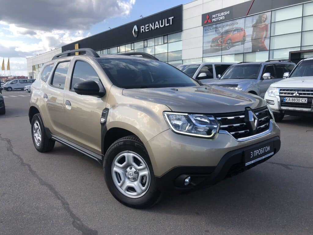 Renault Dusterфото