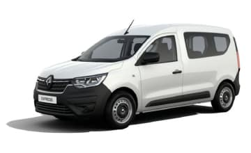 Renault Express (салон)фото