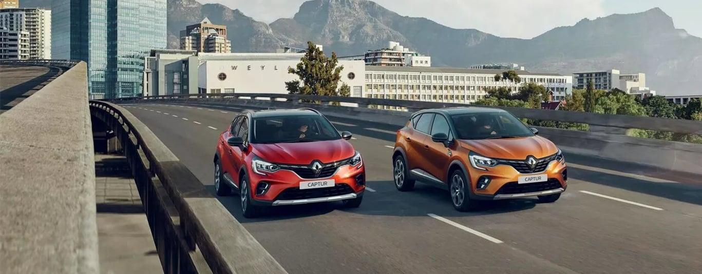 Новый Renault CAPTUR  фото 3