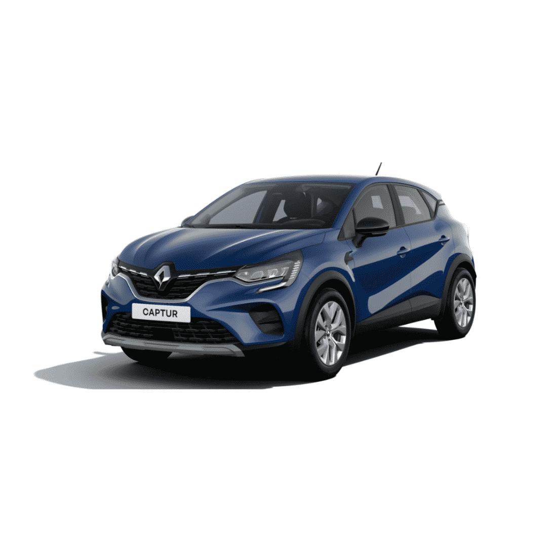 Новий Renault CAPTUR  фото цвета 2