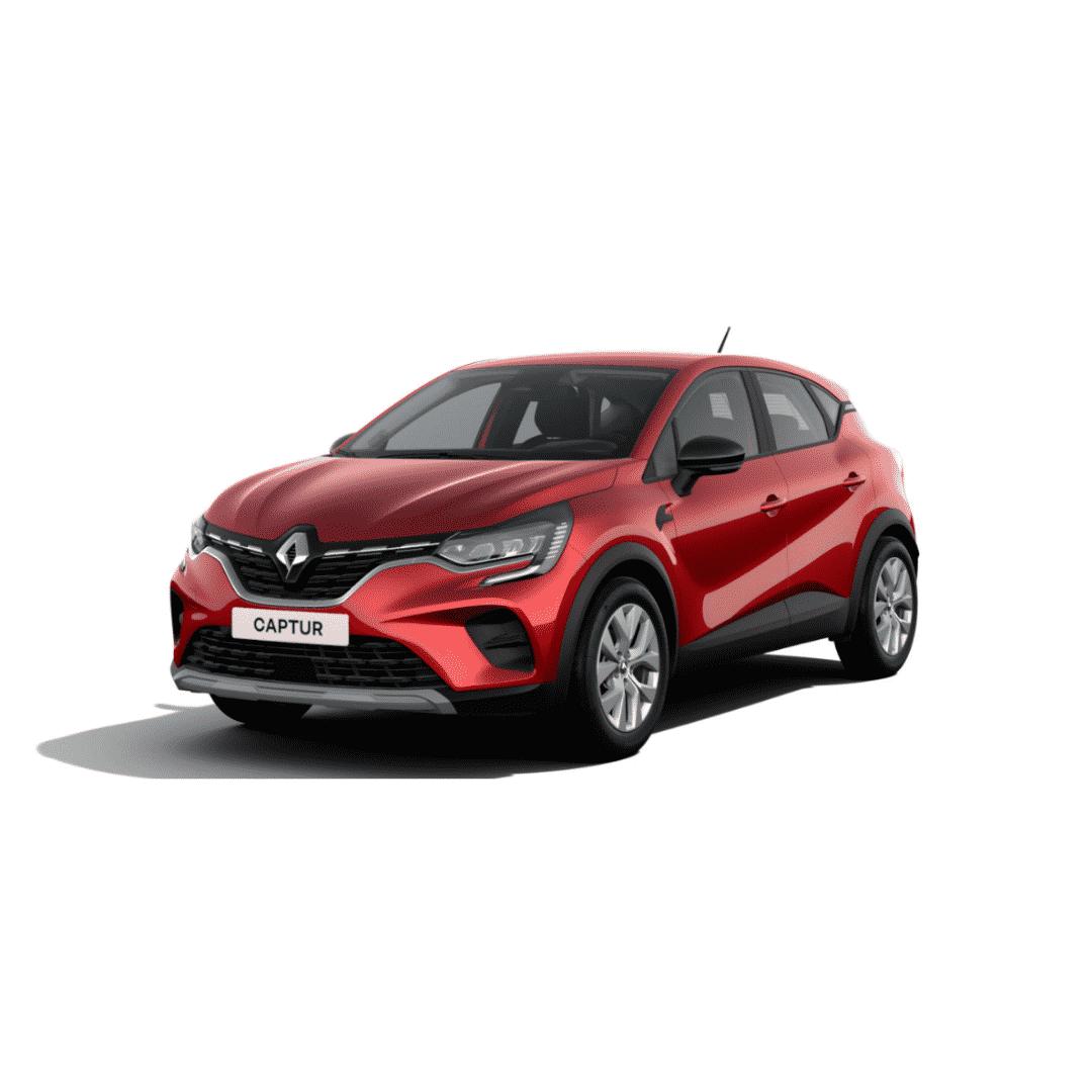 Новый Renault CAPTUR  фото цвета 4