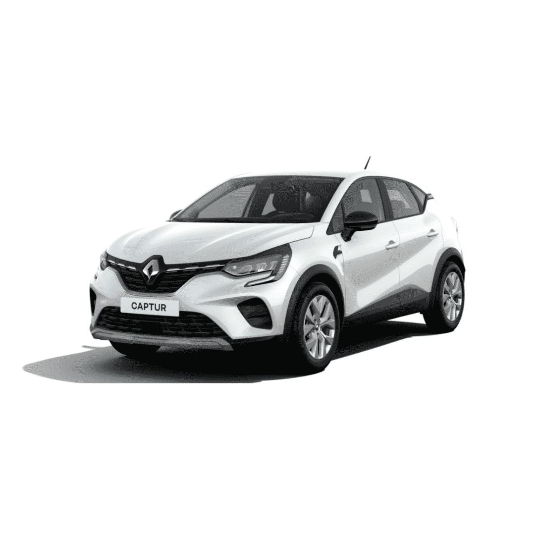 Новий Renault CAPTUR  фото цвета 3