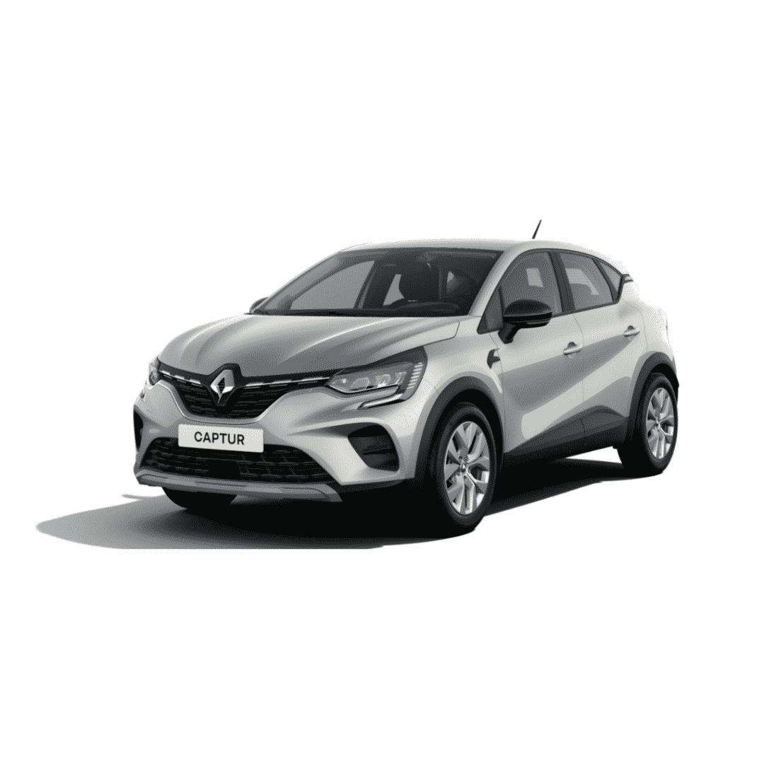 Новый Renault CAPTUR  фото цвета 5