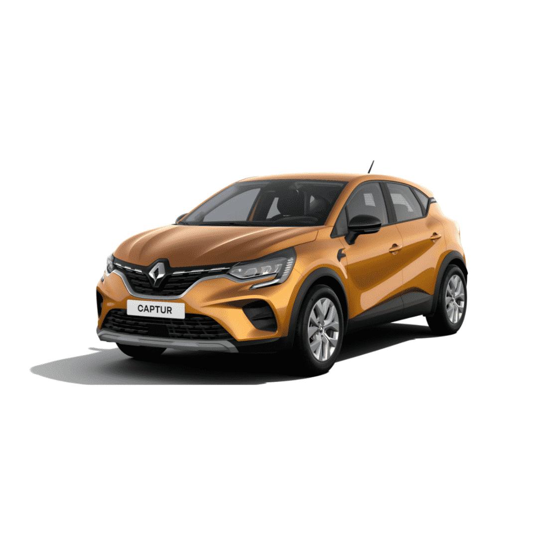 Новый Renault CAPTUR  фото цвета 8