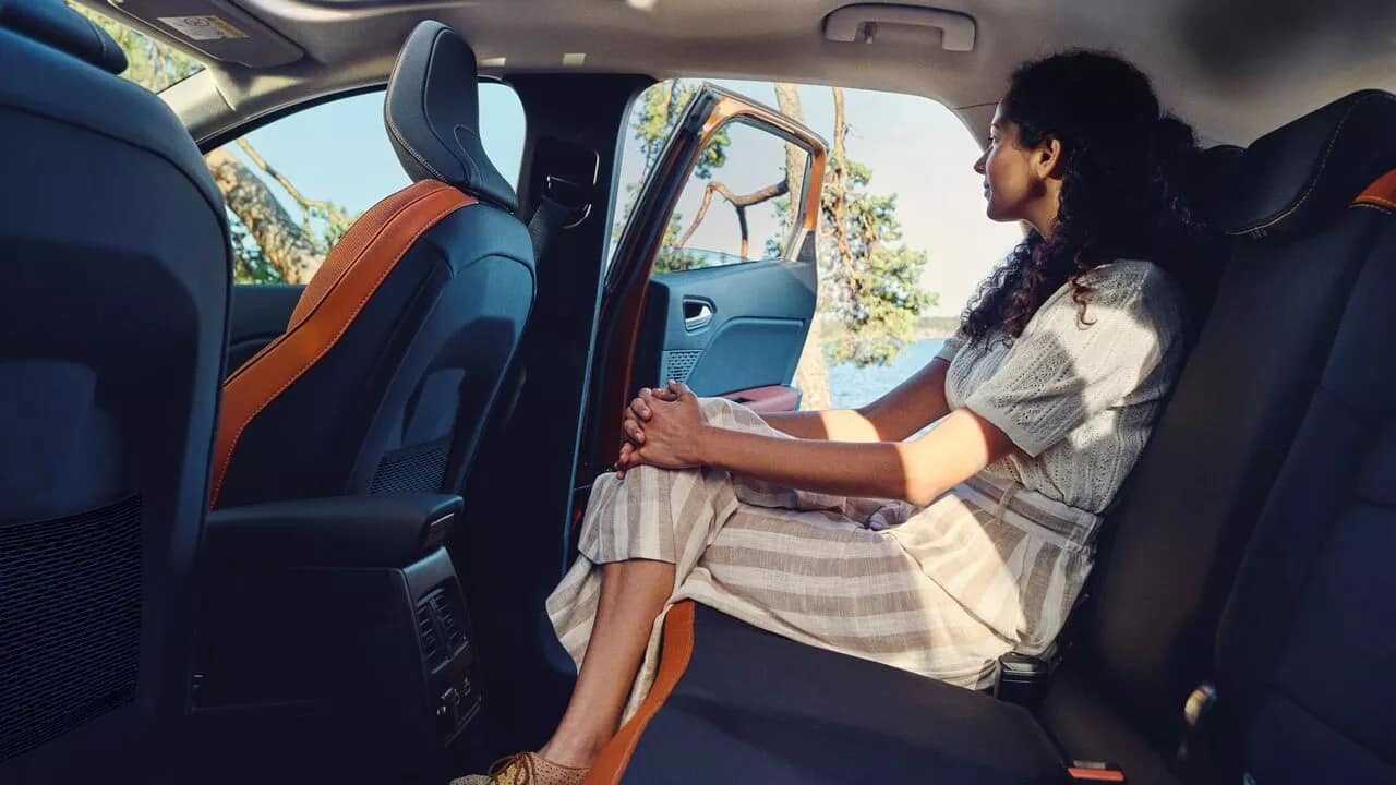 Новый Renault CAPTUR  фото интерьера 3